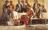 jesus-washing-Twelve-Apostles