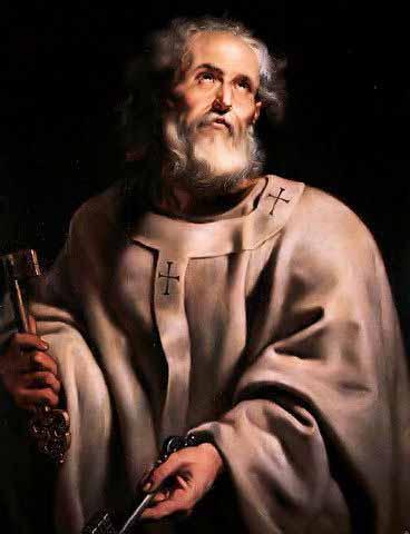 พระเยซูได้เปลี่ยนชื่อ ซีโมน ให้เป็นนักบุญเปโตร